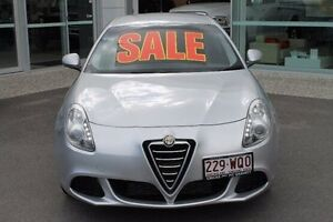 2013 Alfa Romeo Giulietta Progression Silver 6 Speed Manual Hatchback Mount Gravatt Brisbane South East Preview