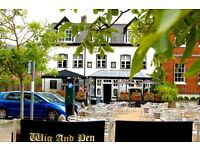Chef required for a busy Norwich centrally located pub.