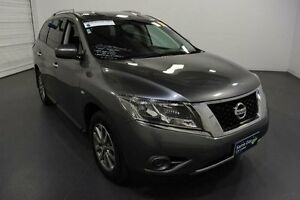 2015 Nissan Pathfinder R52 MY15 ST (4x2) Gun Metallic Continuous Variable Wagon Moorabbin Kingston Area Preview