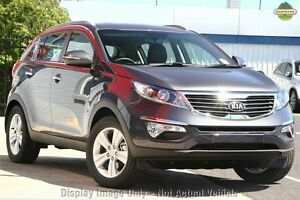 2013 Kia Sportage SL Series II MY13 SLi Grey 6 Speed Sports Automatic Wagon Wangara Wanneroo Area Preview
