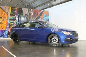 2016 Holden Cruze JH Series II MY16 Z-Series Slipstream Blue 6 Speed Sports Automatic Sedan West Perth Perth City Area Preview