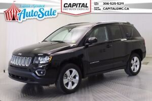 2016 Jeep Compass High Altitude 4WD * Leather-Sunroof*