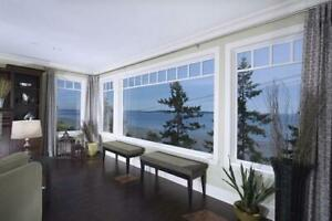 5BD+6BATH Luxury Ocean View House in White Rock, Vancouver
