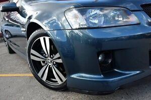 2010 Holden Commodore VE MY10 SV6 Blue 6 Speed Automatic Sedan Homebush Strathfield Area Preview