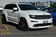 2015 Jeep Grand Cherokee WK MY15 SRT White 8 Speed Sports Automatic Wagon Claremont Nedlands Area Preview