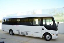 2011 Mitsubishi Rosa Bus BE64D White Bus 4.9l Edgewater Joondalup Area Preview