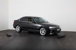 2000 BMW 323I 23i Black 5 Speed Auto Steptronic Sedan McGraths Hill Hawkesbury Area Preview