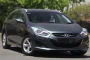 2014 Hyundai i40 VF2 Active Tourer Grey 6 Speed Sports Automatic Wagon Chermside Brisbane North East Preview