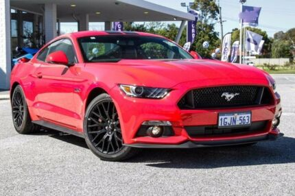 2017 Ford Mustang FM MY17 GT Fastback SelectShift Race Red 6 Speed Sports Automatic Fastback