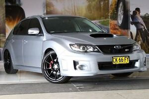 2013 Subaru Impreza G3 MY13 WRX AWD Silver 5 Speed Manual Hatchback Liverpool Liverpool Area Preview