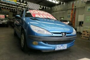 2003 Peugeot 206 XT 4 Speed Automatic Hatchback Mordialloc Kingston Area Preview