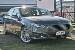 2015 Ford Falcon FG X G6E Smoke Automatic Sedan Capalaba West Brisbane South East Preview
