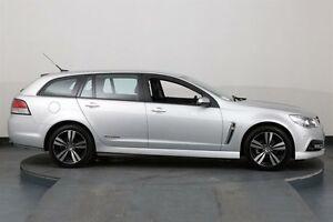 2015 Holden Commodore VF MY15 SV6 Storm Silver 6 Speed Automatic Sportswagon Smithfield Parramatta Area Preview