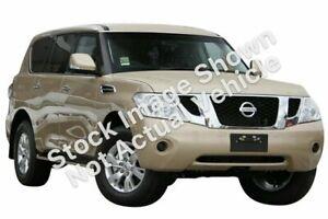 2012 Nissan Patrol Y62 ST-L Black Obsidian 7 Speed Sports Automatic Wagon Mackay Mackay City Preview