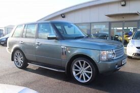 LAND ROVER RANGE ROVER 2.9 TD6 VOGUE 5d AUTO 175 BHP - 360 SPIN ON WEBSIT (green) 2003