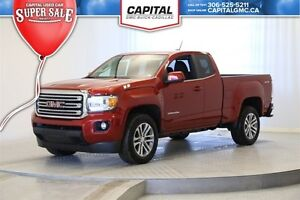2016 GMC Canyon 4WD SLE Extended Cab*Cruise Control - Bluetooth*