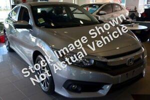 2019 Honda Civic 10th Gen MY19 VTi-S Silver 1 Speed Constant Variable Sedan Ravenhall Melton Area Preview