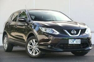 2014 Nissan Qashqai J11 TS Nightshade 1 Speed Constant Variable Wagon Upper Ferntree Gully Knox Area Preview