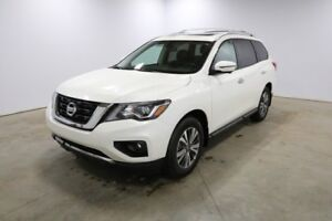 2019 Nissan Pathfinder 4X4 SL PREMIUM V6 Heated leather seats, N