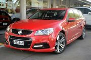 2013 Holden Commodore VF MY14 SV6 Sportwagon Red 6 Speed Sports Automatic Wagon Somerton Park Holdfast Bay Preview