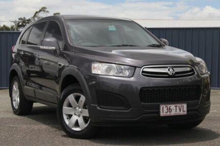 2014 Holden Captiva CG MY14 7 LS Smokey Eye 6 Speed Sports Automatic Wagon Slacks Creek Logan Area Preview