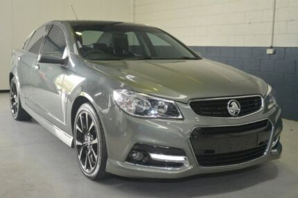 2013 Holden Commodore VF MY14 SS V Grey 6 Speed Manual Sedan Hillcrest Port Adelaide Area Preview