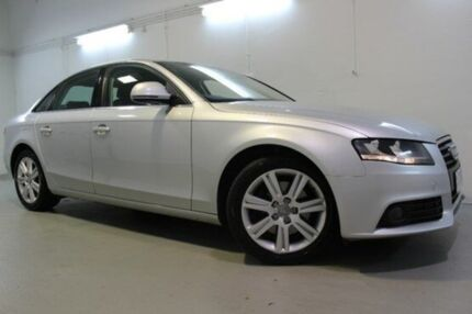 2008 Audi A4  Silver Constant Variable Sedan Launceston 7250 Launceston Area Preview