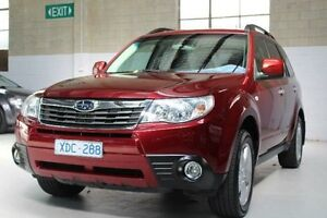 2009 Subaru Forester S3 XS Red Sports Automatic Wagon Knoxfield Knox Area Preview