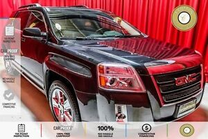 2014 GMC Terrain SLT-1 BT! LEATHER! HTD SEATS! ECO!