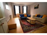 STUDENTS 17/18/: Charming 2 bed 1st floor flat in the heart of The Pleasance available September