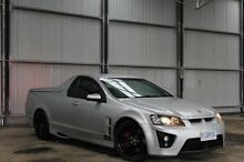 2008 Holden Special Vehicles Maloo E Series R8 Silver 6 Speed Manual Utility Derwent Park Glenorchy Area Preview