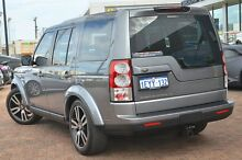 2012 Land Rover Discovery 4 Series 4 MY12 TdV6 CommandShift Grey 6 Speed Sports Automatic Wagon Osborne Park Stirling Area Preview
