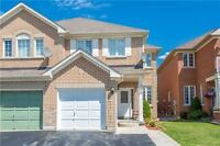 Immaculate renovated semi for rent in Mississauga - LOCATION!!!!
