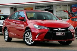 2015 Toyota Camry ASV50R Atara S Wildfire 6 Speed Sports Automatic Sedan Woolloongabba Brisbane South West Preview