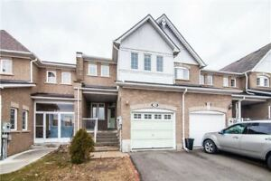 3 bedroom Freehold Townhouse in Brampton