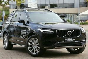 2017 Volvo XC90 256 MY17 D5 Momentum Onyx Black 8 Speed 8 SP Automatic Geartronic Wagon Lindfield Ku-ring-gai Area Preview