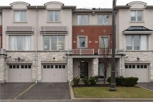 Immaculate 3 + 1 Bed Townhouse in Mississauga