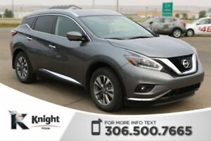 2018 Nissan Murano SL Leather! Command Start! Bluetooth! Cooled