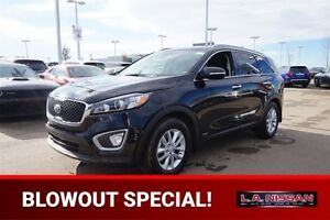 2016 Kia Sorento ALL WHEEL DRIVE 3rd Row,
