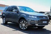 2013 Ford Territory SZ Titanium Seq Sport Shift Grey 6 Speed Sports Automatic Wagon Preston Darebin Area Preview