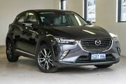 2016 Mazda CX-3 DK2W7A Akari SKYACTIV-Drive Grey 6 Speed Sports Automatic Wagon Melville Melville Area Preview