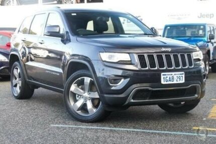 2015 Jeep Grand Cherokee WK MY15 Limited Grey 8 Speed Sports Automatic Wagon Myaree Melville Area Preview