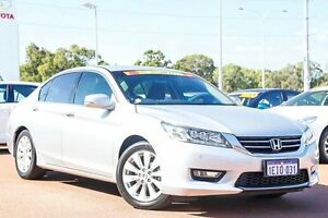2013 Honda Accord 8th Gen MY12 VTi Silver 5 Speed Sports Automatic Sedan Wangara Wanneroo Area Preview