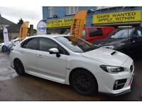 GOOD CREDIT CAR FINANCE AVAILABLE 2015 65 SUBARU WRX 2.5i STI TYPE UK