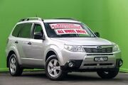 2010 Subaru Forester S3 MY10 X AWD Luxury Silver 4 Speed Sports Automatic Wagon Ringwood East Maroondah Area Preview
