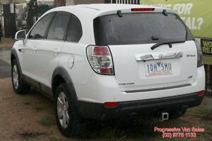 2011 Holden Captiva Series 2 7 SEATER 6 Speed Automatic Wagon Carrum Downs Frankston Area Preview