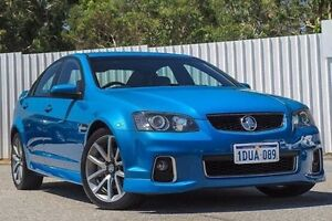2011 Holden Commodore VE II MY12 SS V Blue 6 Speed Sports Automatic Sedan Gosnells Gosnells Area Preview