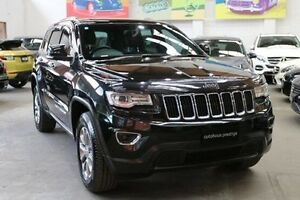 2013 Jeep Grand Cherokee WK MY2014 Laredo Black 8 Speed Sports Automatic Wagon Southbank Melbourne City Preview
