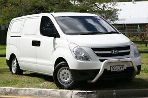 2009 Hyundai iLOAD TQ-V White 5 Speed Manual Van Yeerongpilly Brisbane South West Preview
