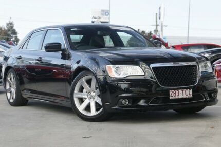 2013 Chrysler 300 LX MY13 SRT-8 Black 5 Speed Sports Automatic Sedan